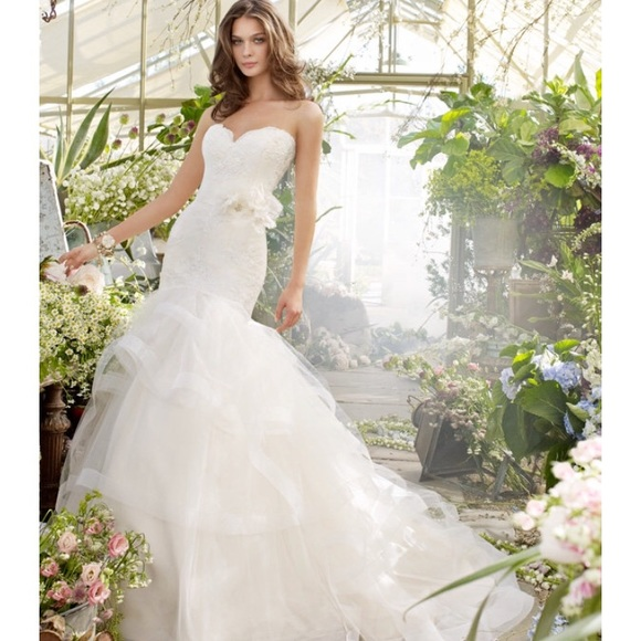 Lazaro Tara keely wedding dress 2200